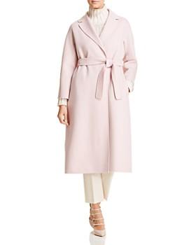 Max Mara - Esturia Wool Wrap Coat