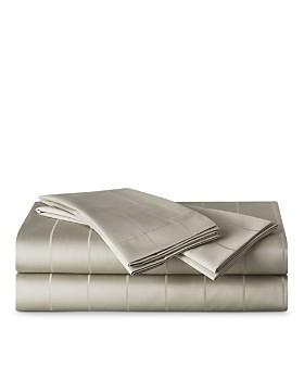 Highline Bedding Co. - Sullivan Pinstripe Bedding Collection