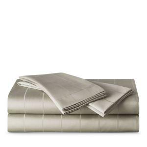 Highline Bedding Co. Sullivan Pinstripe Duvet Cover Set, King/California King