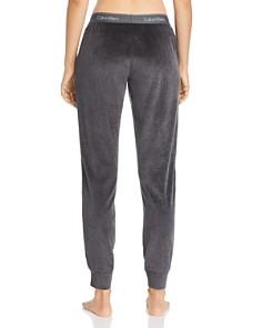 Calvin Klein - Modern Velour Lounge Jogger Pants