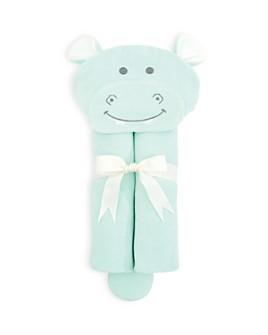 Elegant Baby - Unisex Hippo Bath Wrap