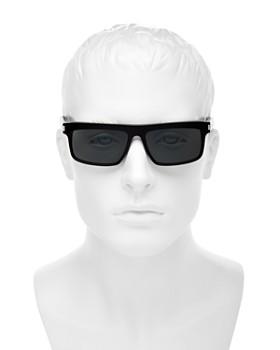 7a88fb0796 ... 57mm Saint Laurent - Men s Square Sunglasses