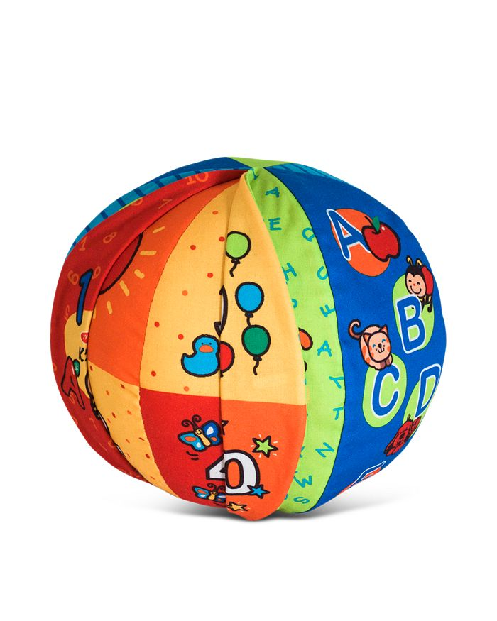 Melissa & Doug - 2-in-1 Talking Ball Learning Toy - Ages 6 Months+