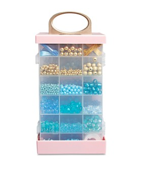 FAO Schwarz - Jewelry-Making Kit with Case - Ages 8+