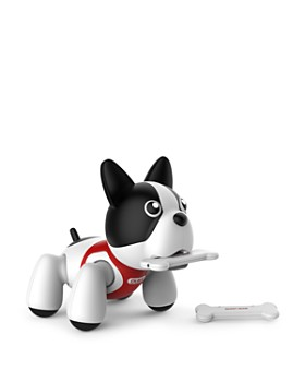 Sharper Image - Duke the Trainable Robotic Puppy with Smart Bone - Ages 6+