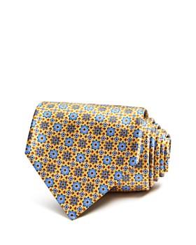 Ermenegildo Zegna - Floral Medallion Classic Tie