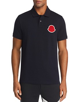 Moncler - Macro Logo Regular Fit Polo Shirt