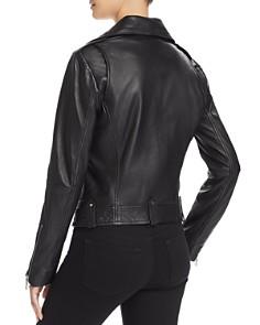 Joe's Jeans - Leather Moto Jacket