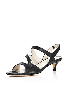 Bettye Muller - Women's Sandy Kitten Heel Sandals