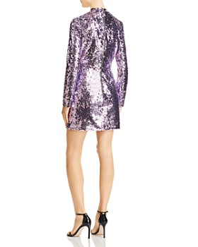 Parker - Billy Sequin Keyhole Dress