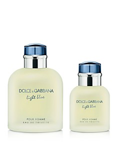 Dolce&Gabbana - Light Blue Pour Homme Eau de Toilette Gift Set ($143 value)