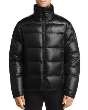 PACIFIC & PARK Puffer Jacket - 100% Exclusive in Black