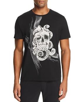 Just Cavalli - Skull Graphic Tee