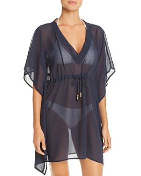1f688d49b73e9 Echo - Solid Classic Butterfly Swim Cover-Up ...