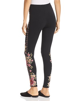Johnny Was - Joanna Embroidered Leggings