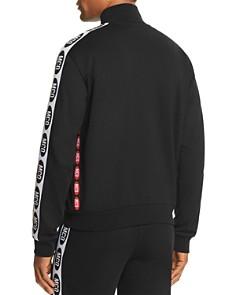 McQ Alexander McQueen - Logo-Stripe Track Jacket