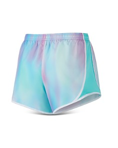Nike - Girls' Tempo Printed Running Shorts - Big Kid