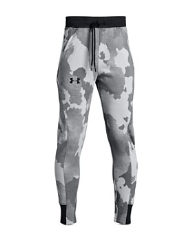 Under Armour - Boys' Rival Camouflage-Print Jogger Pants - Big Kid