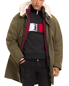 Tommy Hilfiger - Lewis Utility Double-Layer Parka