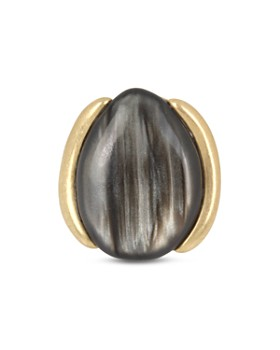 Robert Lee Morris Soho - Oval Stone Cocktail Ring