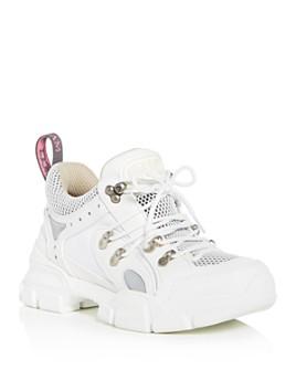 Gucci - Women's Flashtrek Low-Top Dad Sneakers