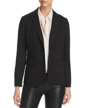 LE GALI Velda Embellished Blazer - 100% Exclusive in Black