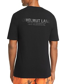 Helmut Lang - Back Tonal Logo-Print Tee
