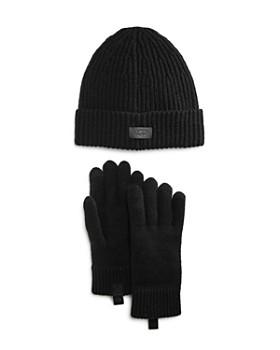 UGG® - Ribbed Hat & Smart Glove Gift Set