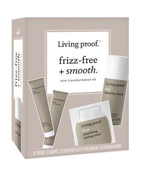 Living Proof - No Frizz Mini Transformation Kit