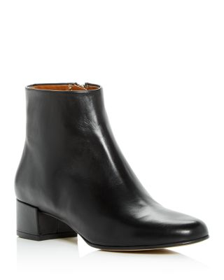 Women's Jessy Block Heel Booties   100 Percents Exclusive by Bloomingdale's