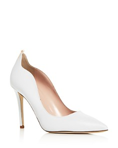SJP by Sarah Jessica Parker - Women's Cyrus Pointed-Toe Pumps