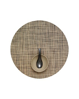 Chilewich - Basketweave Round Placemat