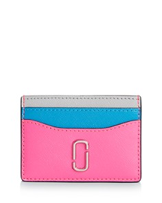 MARC JACOBS - Fluorescent Card Case