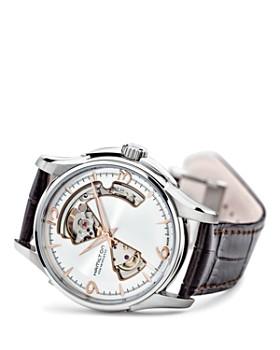Hamilton - Hamilton Jazzmaster Open Heart Watch, 40mm