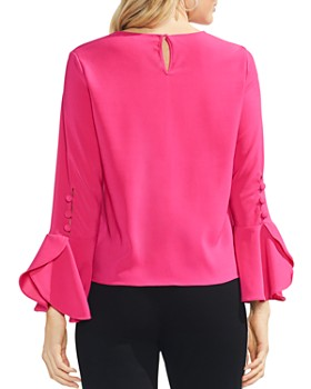 VINCE CAMUTO - Flutter-Cuff Top