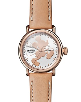 Shinola - x Disney Mickey Classics Collection Runwell Watch, 36mm