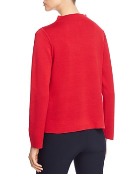 Eileen Fisher Petites - Funnel Neck Sweater