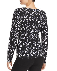Rebecca Taylor - Leopard-Printed Wool Sweater