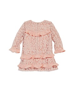 Bardot Junior - Girls' Ruffled Lace Dress - Baby