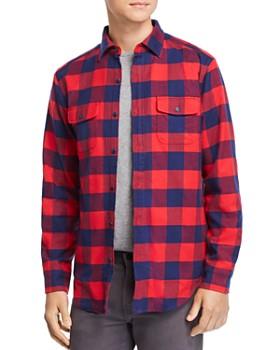 Vineyard Vines - Deepwood Buffalo-Check Shirt Jacket