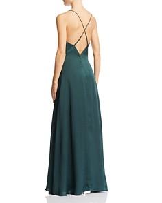 Keepsake - Infinity Ruffle-Trimmed Gown