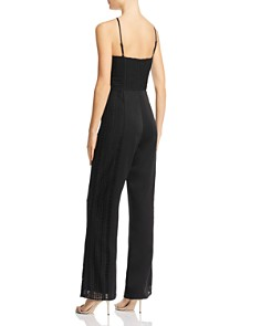 Adelyn Rae - Naia Lace Jumpsuit