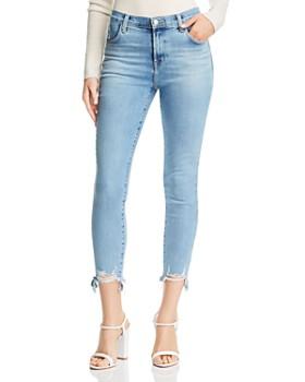 c9f155c7338 J Brand - Alana Crop Skinny Jeans in Teardrop ...