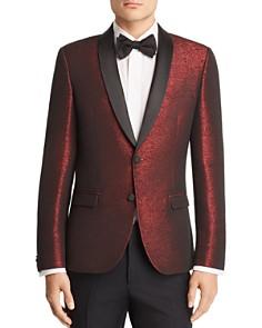 HUGO - Arti Sparkle Slim Fit Tuxedo Jacket