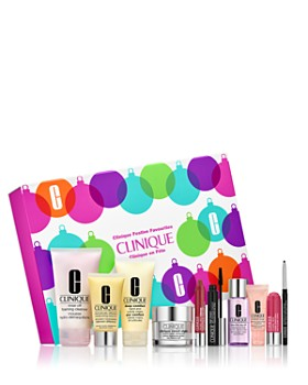 Clinique - Clinique Festive Favorites for $49.50 with any $29.50 Clinique purchase!