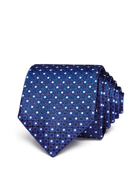 Canali - Medallion Silk Classic Tie