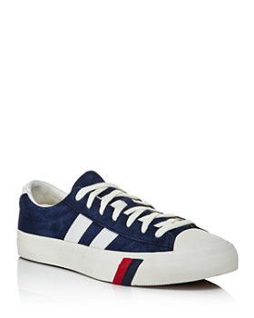 Pro-Keds - Men's Plus Suede Low-Top Sneakers