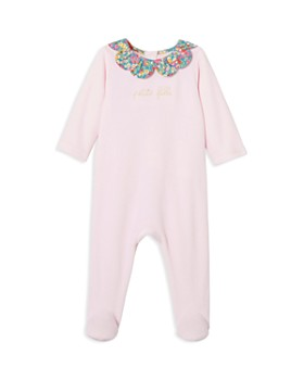 Jacadi - Girls  Liberty-Print-Collar Jumpsuit - Baby ... f6bcf453c