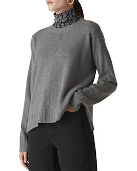 Whistles - Cashmere Crewneck Sweater