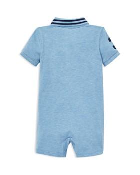 Ralph Lauren - Boys' Cotton Mesh Polo Shortall - Baby